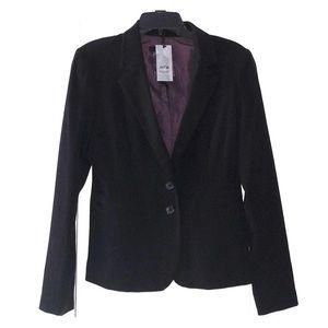 NWT - APT 9 black blazer size 10